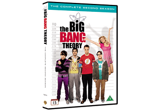 Big Bang Theory S2 Komedi DVD
