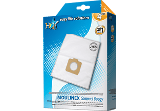 HQ Dammsugarpåse Moulinex Compact Boogy