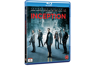 Inception Thriller Blu-ray