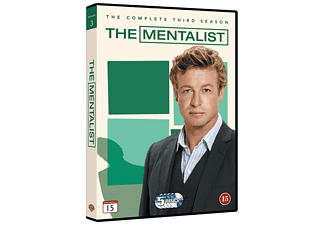 The Mentalist S3 Drama DVD