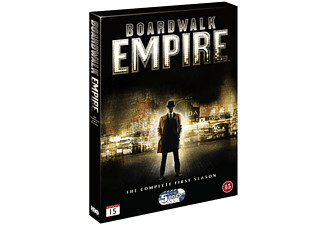 Boardwalk Empire S1 Drama DVD