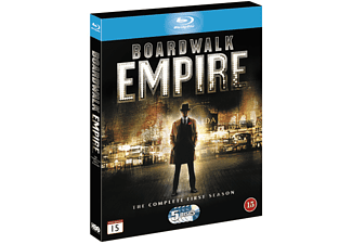 Boardwalk Empire S1 Drama Blu-ray