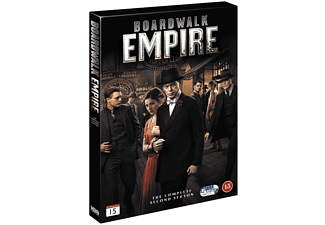 Boardwalk Empire S2 Drama DVD