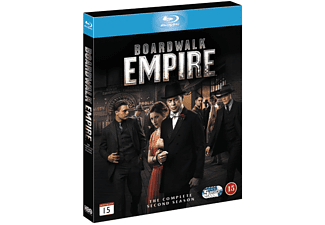 Boardwalk Empire S2 Drama Blu-ray