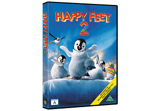 Happy Feet 2 Animation / Tecknat DVD