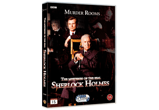 Sherlock Holmes 2: A Game of Shadows Thriller DVD