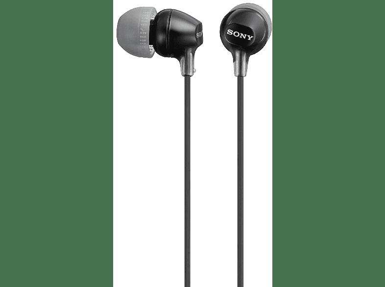 SONY MDR-EX15LP Black τηλεόραση   ψυχαγωγία ακουστικά ακουστικά in ear εικόνα   ήχος   offline αξεσουά