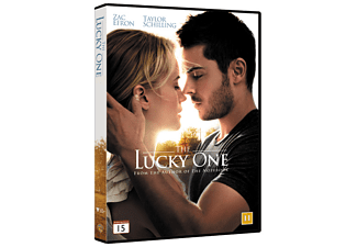 The Lucky One Drama DVD