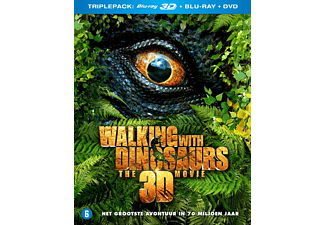 Walking With Dinosaurs: The Movie 3D | 3D Blu-ray