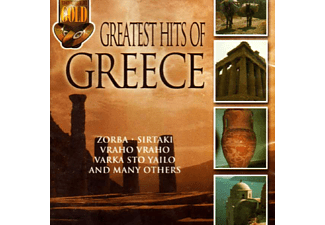 JET PLAK Greatest Hits Of Greece 2 CD