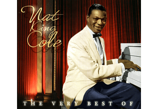 JET PLAK '' The Very Best Of '' Nat King Cole 2 CD