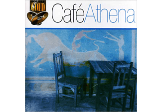 JET PLAK Cafe Athena 2 CD
