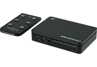 hq 4 poorts hdmi switch hqssh100. Black Bedroom Furniture Sets. Home Design Ideas