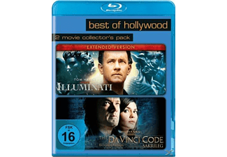 Illuminati / The Da Vinci Code - Sakrileg - Best Of Hollywood [Blu-ray]