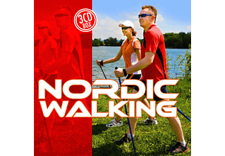 VARIOUS - Nordic Walking [Box-Set] - (CD)