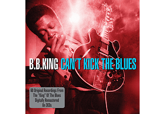 B.B. King - Can't Kick The Blues (Box-Set) (CD)