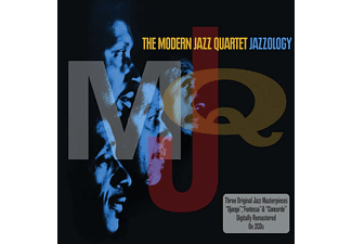 The Modern Jazz Quartet - Jazzology (CD)