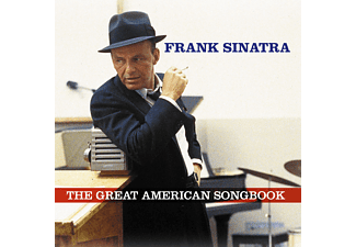 Frank Sinatra - The Great American Sngbook (CD)