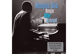Memphis Slim - Boogie After Midnight (CD)