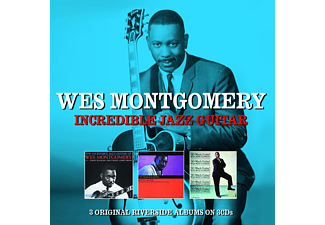 Wes Montgomery - Incredible Jazz Guitar (CD)