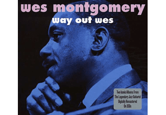 Wes Montgomery - Way Out Wes (CD)