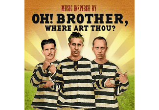 Where Art Thou? Oh Brother - Music Inspired By Oh! Brother, Where Art Thou? (CD)