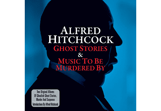 Különböző előadók - Alfred Hitchcock: Ghost Stories & Music To Be Murdered By (CD)
