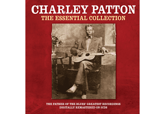 Charley Patton - The Essential Collection (CD)