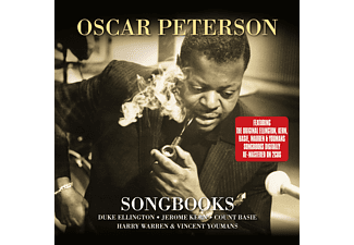 Oscar Peterson - Songbooks (CD)