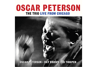 Oscar Peterson - The Trio - Live From Chicago (CD)