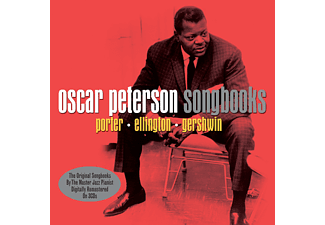 Oscar Peterson - Oscar Peterson Songbooks (CD)