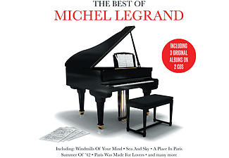 Michel Legrand - The Best Of (CD)