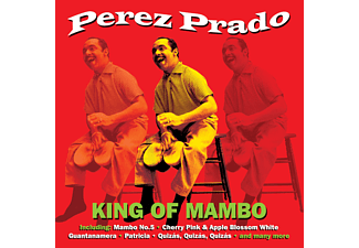 Pérez Prado - King Of Mambo (CD)