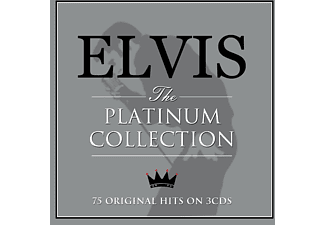 Elvis Presley - The Platinum Collection (CD)
