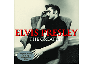 Elvis Presley - The Greatest (CD)
