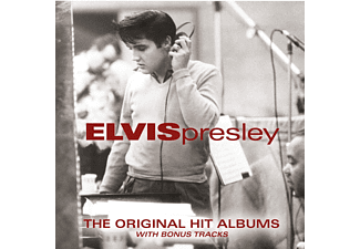 Elvis Presley - The Original Hit Albums (CD)
