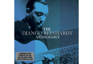 Django Reinhardt - The Django Reinhardt Anthology (CD)