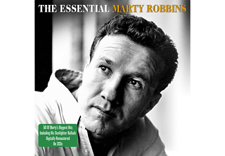 Marty Robbins - The Essential Marty Robbins (CD)