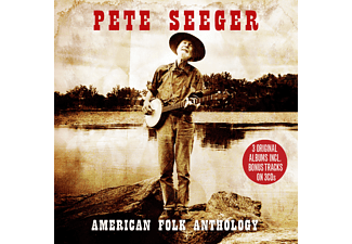 Pete Seeger - American Folk Anthology (CD)
