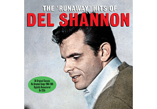 Del Shannon - Runaway Hits Of (CD)