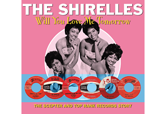 The Shirelles - Will You Love Me Tomorrow (CD)