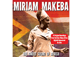 Miriam Makeba - The Sweet Sound Of Africa (CD)