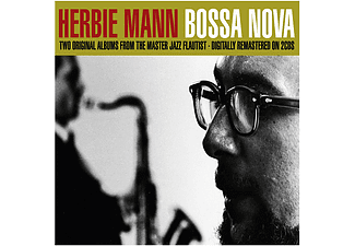 Herbie Mann - Bossa Nova (CD)