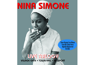 Nina Simone - Live Trilogy (CD)