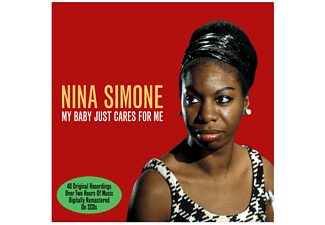 Nina Simone - My Baby Just Cares For Me (CD)