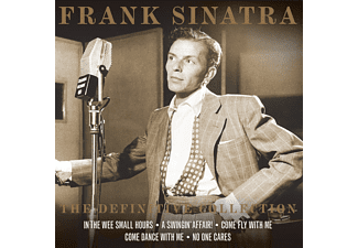 Frank Sinatra - The Definitve Collection (20 Page Booklet) (CD)