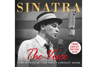 Frank Sinatra - The Voice (CD)