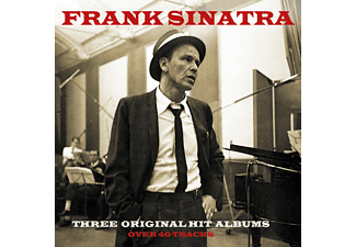 Frank Sinatra - Three Original Hit Albums (CD)
