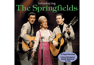 The Springfields - Introducing (CD)