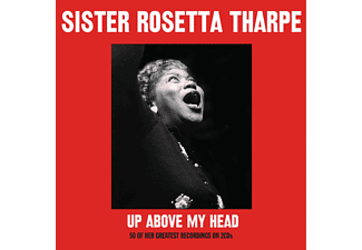 Sister Rosetta Tharpe - Up Above My Head (CD)